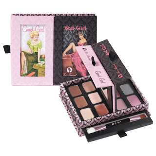 Too Faced, Too Faced Good Girl/Bad Girl Palette, makeup palette, eyeshadow, lipgloss, lip gloss, lips, makeup