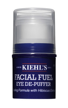 Kiehl's, Kiehl's Facial Fuel, Kiehl's Facial Fuel Eye De-Puffer, skin, skincare, skin care, eye, eyes, eye cream, eye treatment, eye product