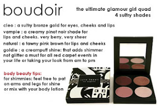 Julie Hewett, Great Brand Alert, makeup, Julie Hewett Noir Collection, Julie Hewett Boudoir Palette, makeup palette, eyeshadow, eye makeup