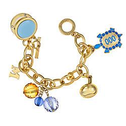 Missoni, Missoni Aqua Solid Perfume Charm Bracelet, beauty jewelry, bracelet, solid perfume, fragrance, beauty trend
