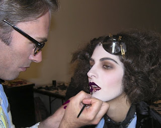 Chris Colbeck, makeup artist, interview, makeup artist interview, beauty interview, First Look Fridays