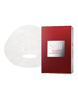 SK-II, skincare, skin, mask, face mask, skin care, face, facial, Whitening Source Intensive Mask, whiten, brighten, bright