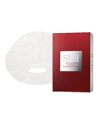 SK-II, skincare, skin, mask, face mask, skin care, face, facial, Whitening Source Intensive Mask, whiten, brighten, bright