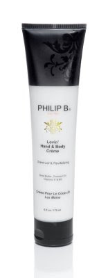 Philip B, Philip B Lovin' Hand & Body Creme, lotion, moisturizer, body cream