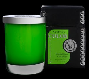 Votivo, candle, candles, spicy, spice, pepper, coriander, greenpepper, green pepper