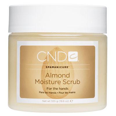 CND, Creative Nail Design, CND Almond Moisture Scrub, Creative Nail Design Almond Moisture Scrub, body scrub, scrub, almond, almonds