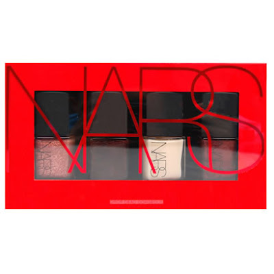 NARS, NARS Drop Dead Gorgeous Mini Nail Kit, nail, nails, nail polish, polish, nail lacquer, lacquer, gift, gifts, gift set, holiday gift, holiday gifts