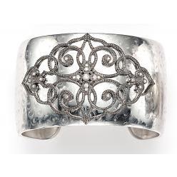 Leslie Greene Hudson Cuff, Leslie Greene, jewelry, 12 Blings of Christmas
