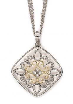 Leslie Greene Monterey Medallion, Leslie Greene, jewelry, 12 Blings of Christmas