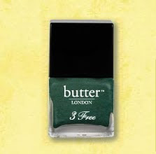 butter LONDON, butter LONDON British Racing Green, butter LONDON nail polish, butter LONDON nail lacquer, butter LONDON nail varnish, nails, beauty giveaway
