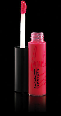M.A.C, MAC, M.A.C Cosmetics, MAC Cosmetics, M.A.C Viva Glam, M.A.C Viva Glam Cyndi Lipglass, M.A.C Lipglass, Viva Glam, lipglass, lipgloss, lip gloss, lip, lips, gloss