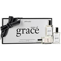 Philosophy, Philosophy State of Grace Fragrance Wardrobe, Philosophy fragrance, Philosophy perfume, Philosophy gift set, gift set, perfume, fragrance, Philosophy Amazing Grace, Philosophy Eternal Grace, Philosophy Inner Grace, Philosophy Pure Grace
