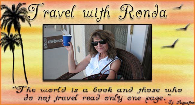 Travel with Ronda