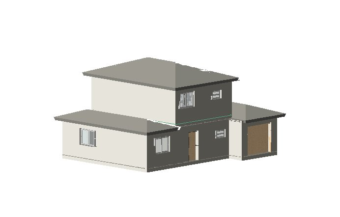Plan maison etage 3 chambres gratuit for Plan de maison a etage gratuit