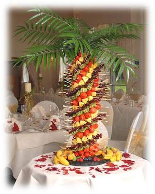 Gabbanna eventos pasapalos dulces for Secar frutas para decoracion