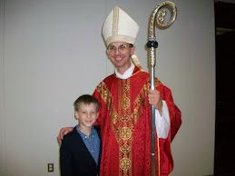 Archbishop Jugis of Charlotte Diocese
