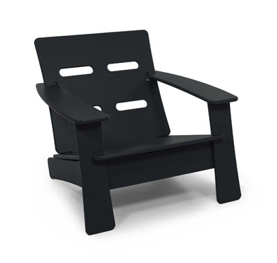 loll designs: modern recycled plastic furniture | HAUTE*NATURE