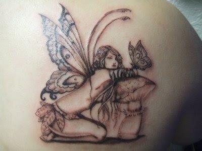 faery tattoos