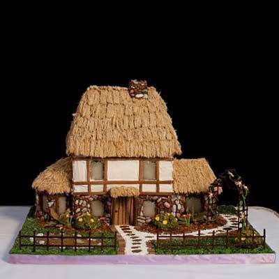 Gingerbread house ideas on pinterest gingerbread houses for Grove park house