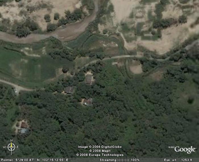 Ini Map rumah Hamba