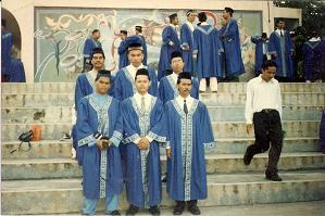 Hari Konvokesyen MPRM 1997