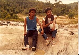 Lah dan Mie di Lata Rek 1988