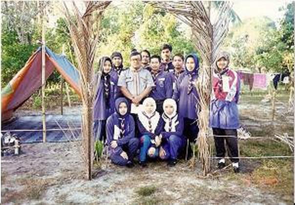 Gang Pengakap GuruTangok Bachok
