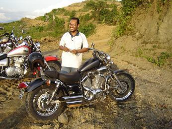 Saya bangga dengan moto saya