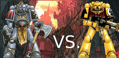 Capture and control 40k battle report imperial fists vs space wolves - Imperial fists 40k ...
