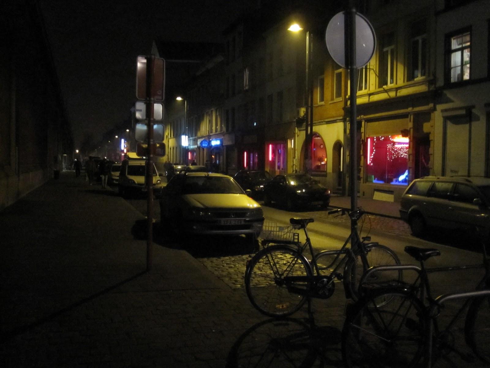 Like Antwerpen and Amsterdam, ...
