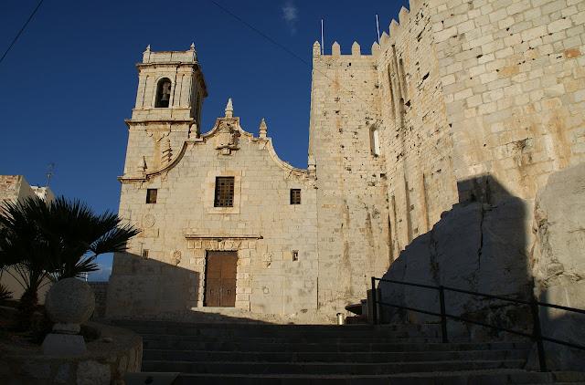castillo-de-peñíscola
