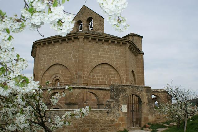 Iglesia+Santa+María+Eunate
