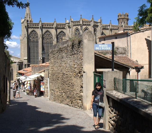 castillo+carcassonne