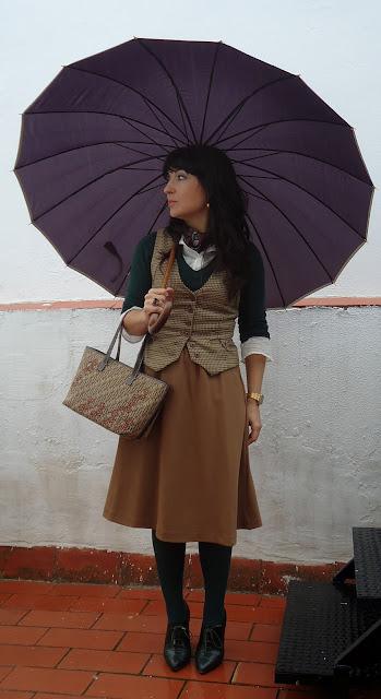 outfit-con-paraguas