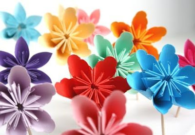 Craft designs craft paper why not make paper flowers and sell them at craft shows and flee markets creating beautiful paper blossoms and making them into home decorations or other mightylinksfo