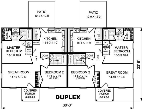 House plans 2014 look duplex house plans ideas for Up and down duplex plans