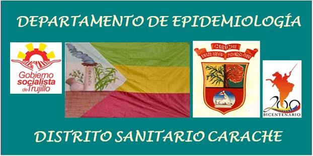 Departamento de Epidemiología Distrital Carache