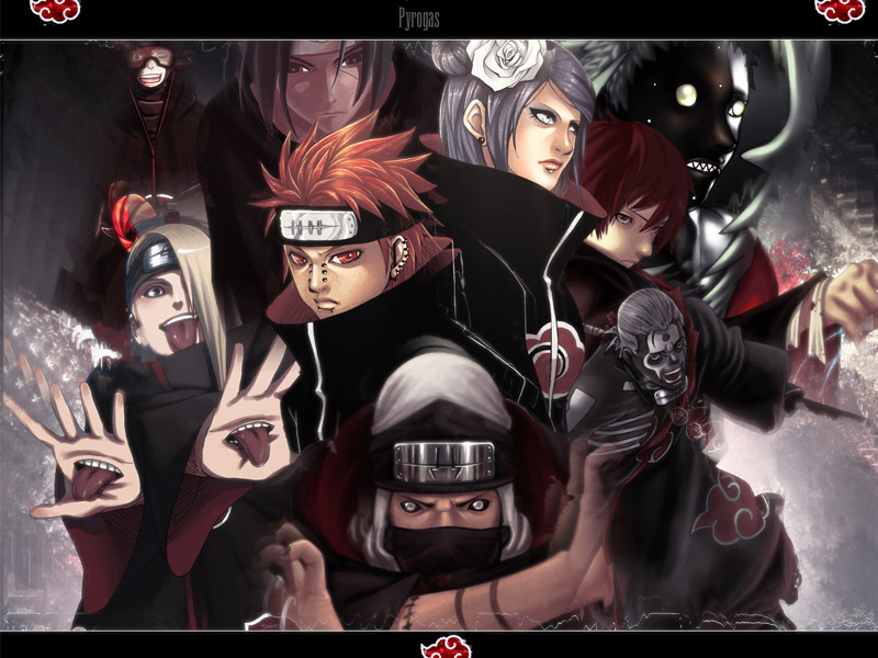 You are viewing the Naruto wallpaper named Naruto Shippuden