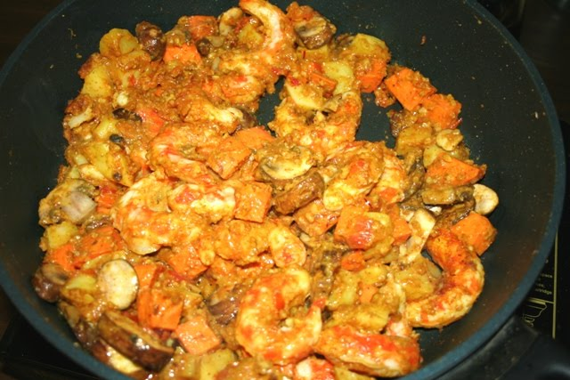 Vegan curry shrimp recipes