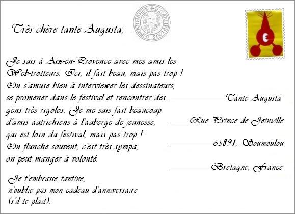 Célèbre Une Carte Postale - Lessons - Tes Teach CD14