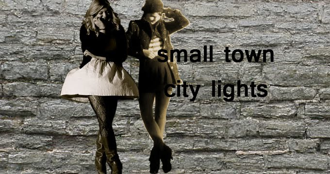 Small Town City Lights
