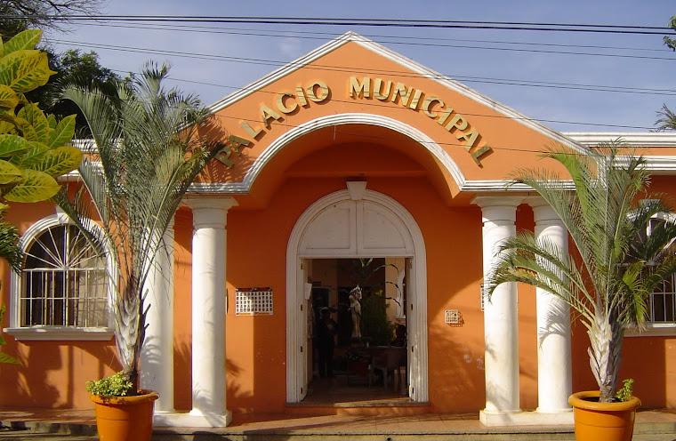 PALACIO MUNICIPAL EL CONGO