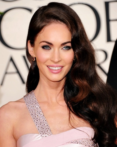megan fox hair color. megan fox hair color 2011.