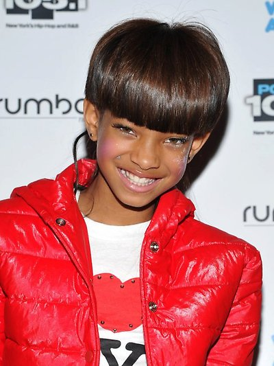 Site Blogspot  Willow Smith Hairstyles on Welcome To My Playground  Willow Smith  The Next Fashion Maverick