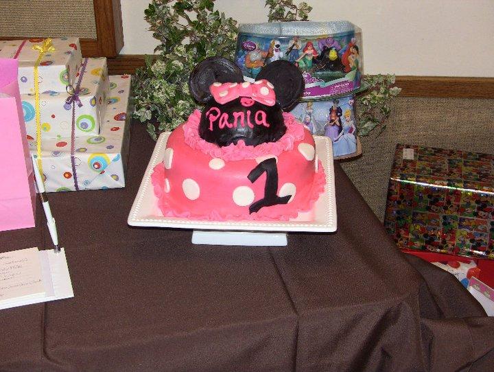 cakes for girls 1st birthday. Little girls 1st birthday