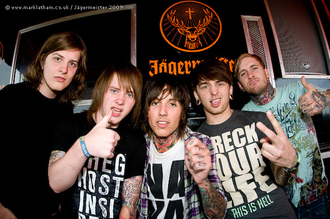 Bring Me The Horizon - Photo Set