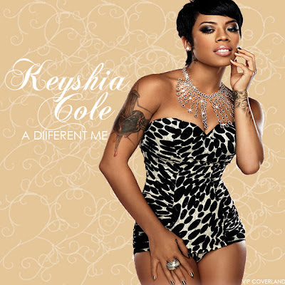 Keyshia Cole - A Different Me (CD Album)