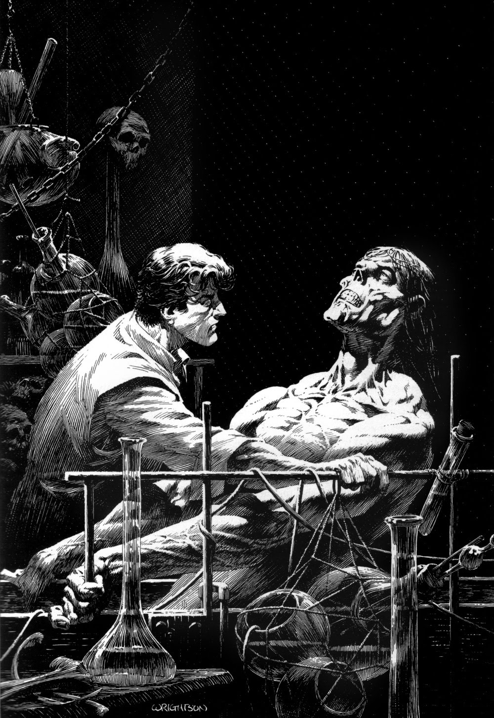 isolation and resentment in mary shelleys The temptation to turn frankenstein into a scapegoat is to be resisted we should instead recognize mary shelley's insight into mad science as the extreme we approach it more as a work that opens up macrohistorical anthropological questions about the power of natural science and the resentment of.