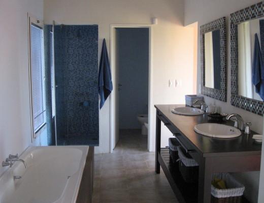 Baño suite ppal.
