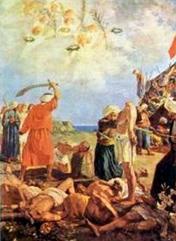 Moslemisches Massaker von 1480 in Otranto